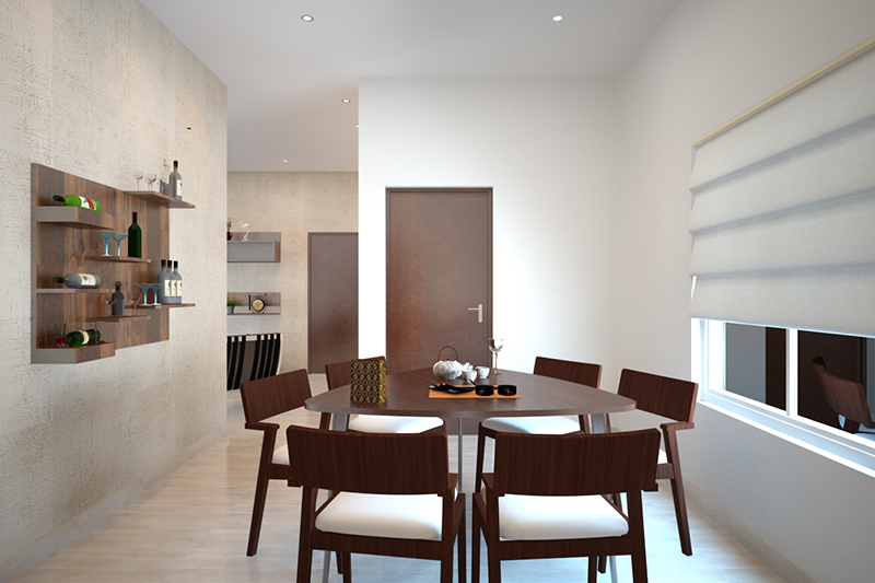Dining table chair design which are pulling in homeowners for their unusual looks for simple dining table design