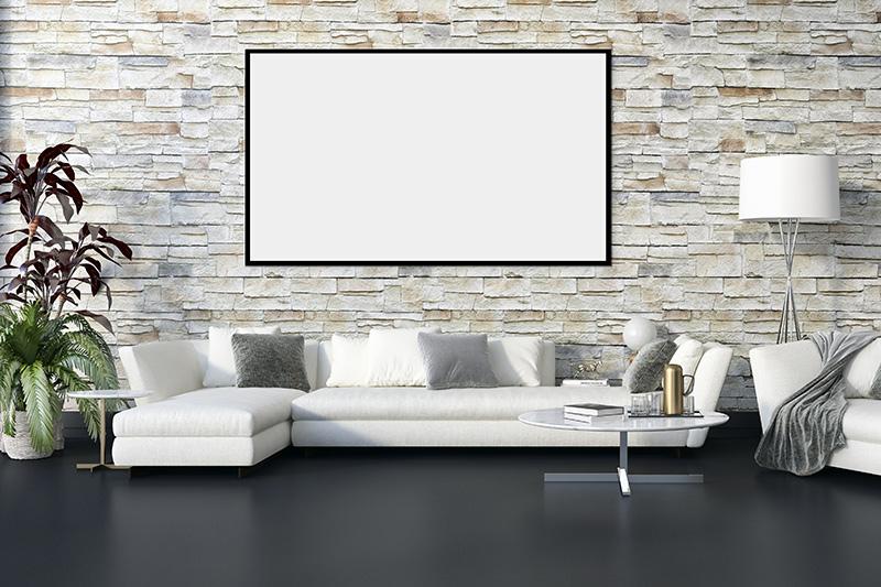 Floor tile colours for living room where black colours flooring can style your living room floor tiles