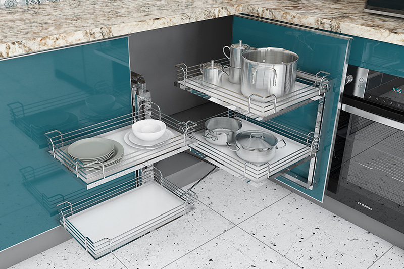 Kitchen basket price that complements your kitchen design and meet your cooking requirements