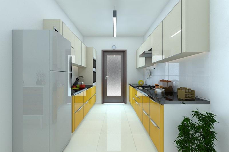 Kitchen false ceiling design
