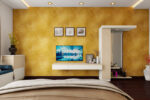 Creative wall painting techniques to transform your home with a vibe that gels with your personality and aesthetic sensibility.