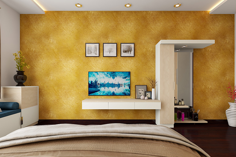 Latest Wall Painting Techniques Home Decor Design Cafe