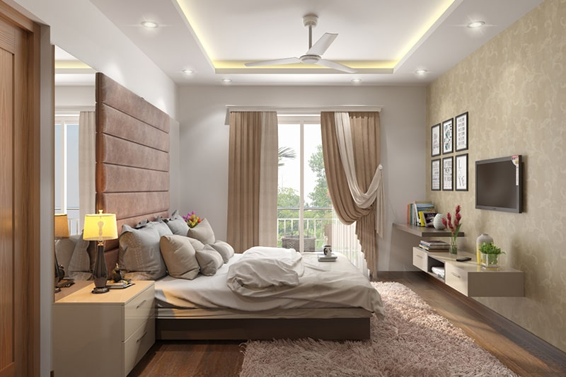 Gypsum board false ceilings are efficient, mess-free and time-saving to your gypsum false ceiling