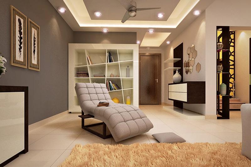 Pop false ceiling vs gypsum false ceiling - check which is better