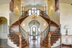 Types of staircases - spiral, l-shaped, modern classic steel, wooden and floating staircases are different types of stairs