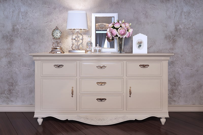 Console table design with storage facilities and style to make an elegant console table
