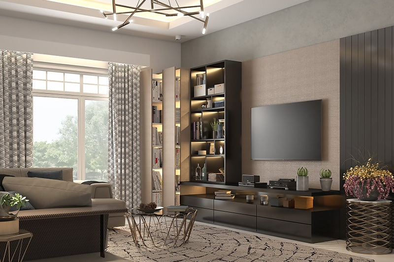 Latest interior design trends for hyderabad 2020