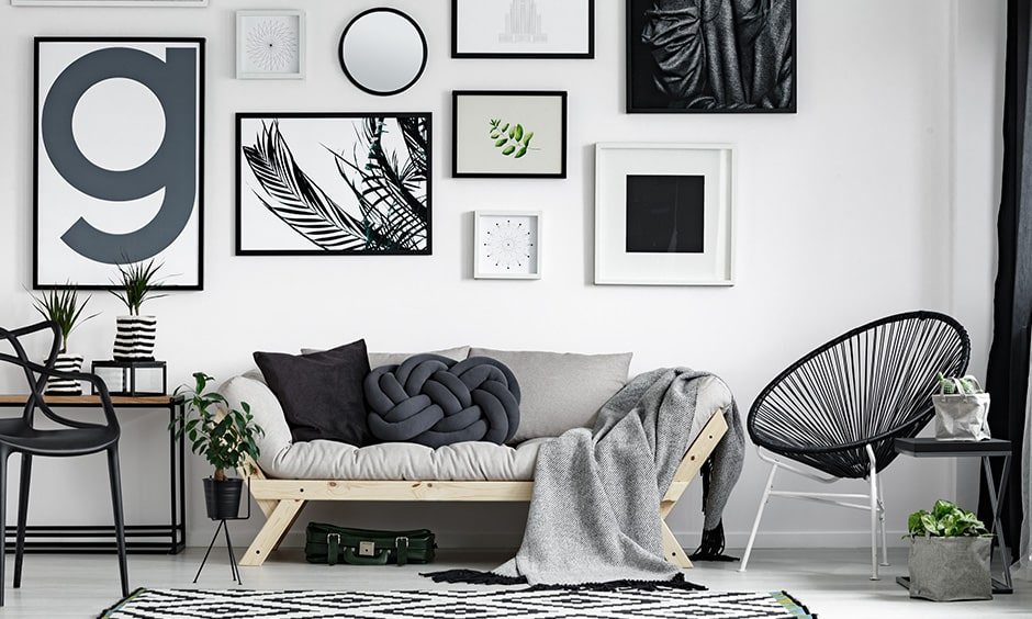 Corner decoration ideas for your living room
