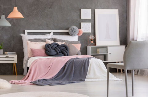 Grey bedroom colour ideas for your home walls