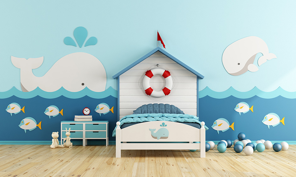 Kids Bed Design Ideas For Your Home, Cafe Kids Furniture