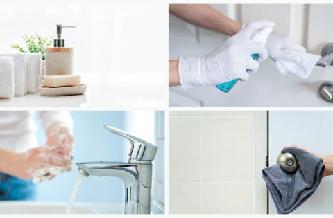 How to keep your home clean safe sanitised during covid-19 coronavirus