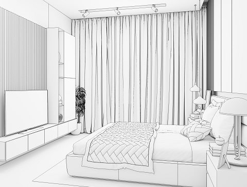 Home interiors guide to bedroom interior design checklist