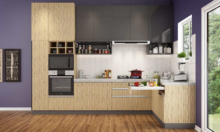 Choose an efficient filter for chimney while designing your modular kitchen chimney
