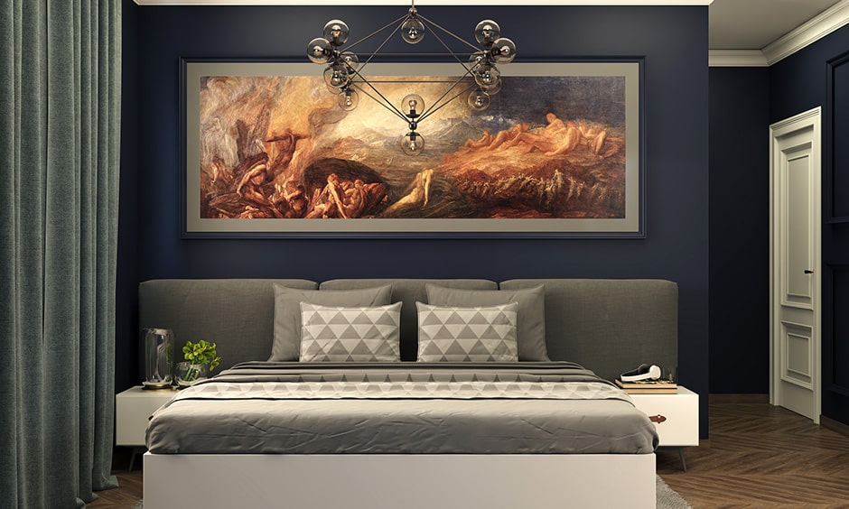 Wall texture designs for your bedroom