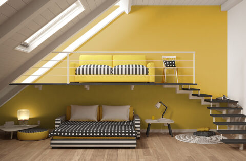 Yellow bedroom ideas for your home
