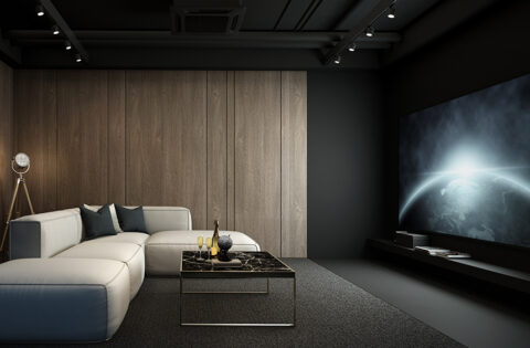 home theater design ideas for your home.