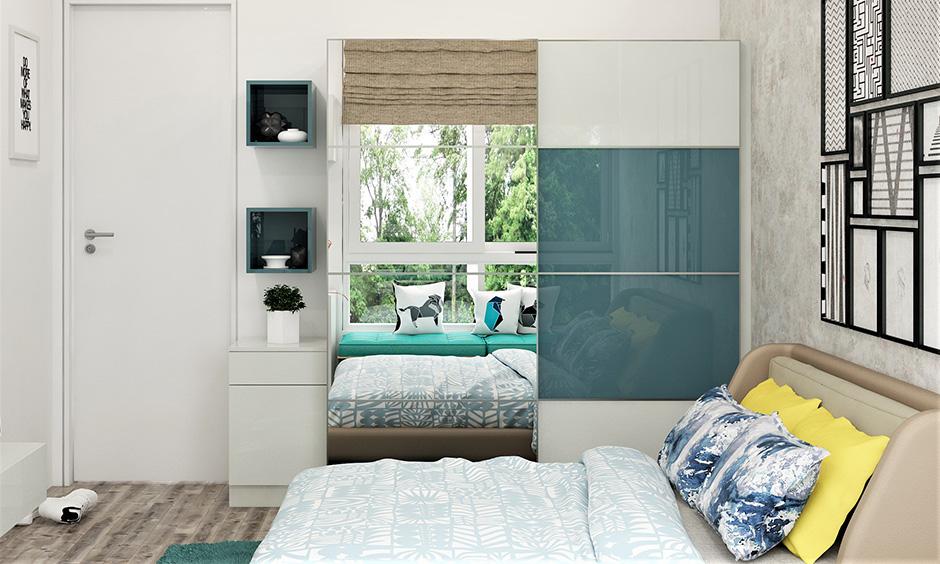 Window seat ideas nature-inspired window seating creates a beautiful bedroom interior