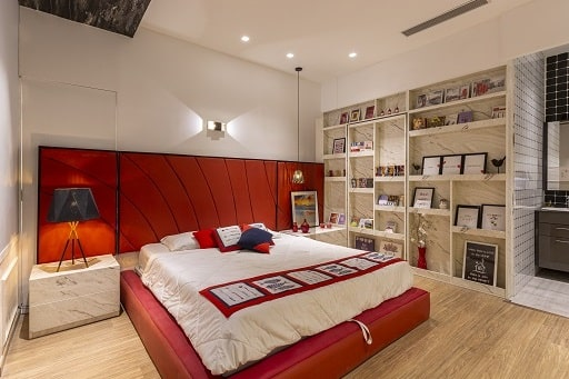 Bedroom Interior Design concepts in hyderabad interior design studio.