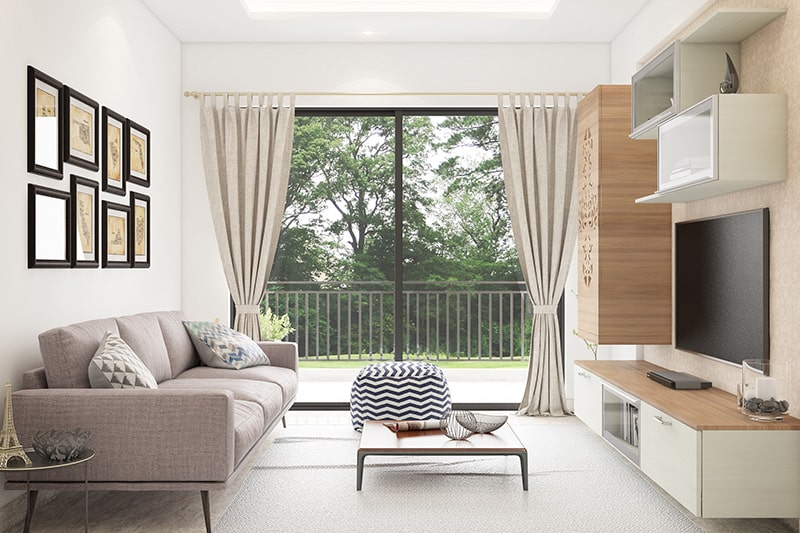 Latest curtain design ideas for your home