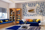 Living room carpet and rugs design ideas
