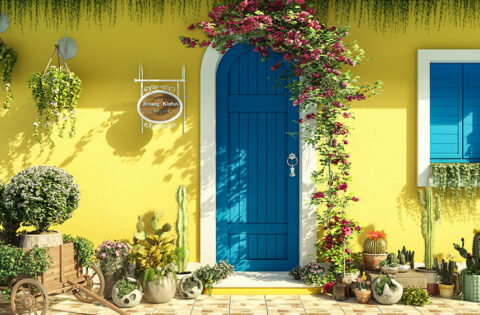 Best front door paint colours for your home