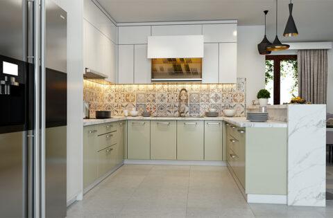 Budget friendly modular kitchen design ideas