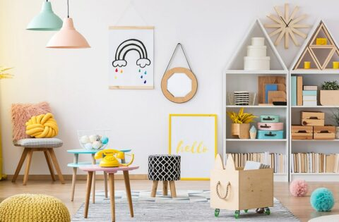 Kids playroom design ideas for your home