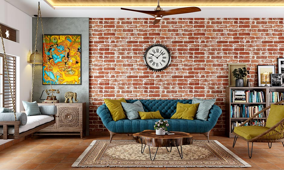 Traditional living room interior design ideas, Earthy colours are one of the most soul-satisfying colour schemes to play.