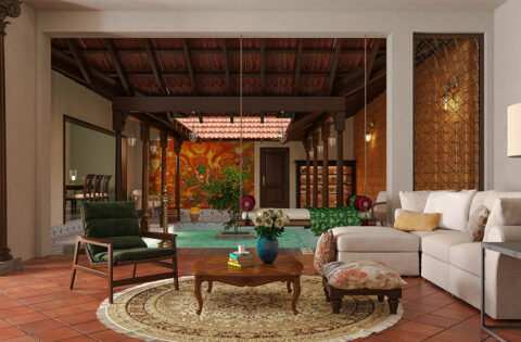 Traditional interior design ideas for your home