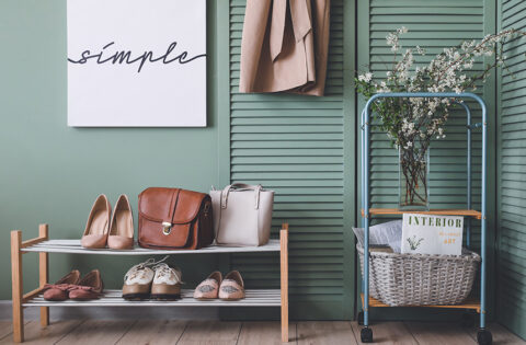 Shoe rack designs for your home