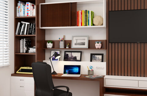 Creative home office desk ideas for your home