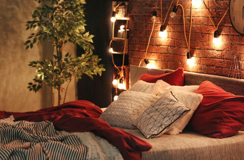 Romantic bedroom lighting ideas for your home