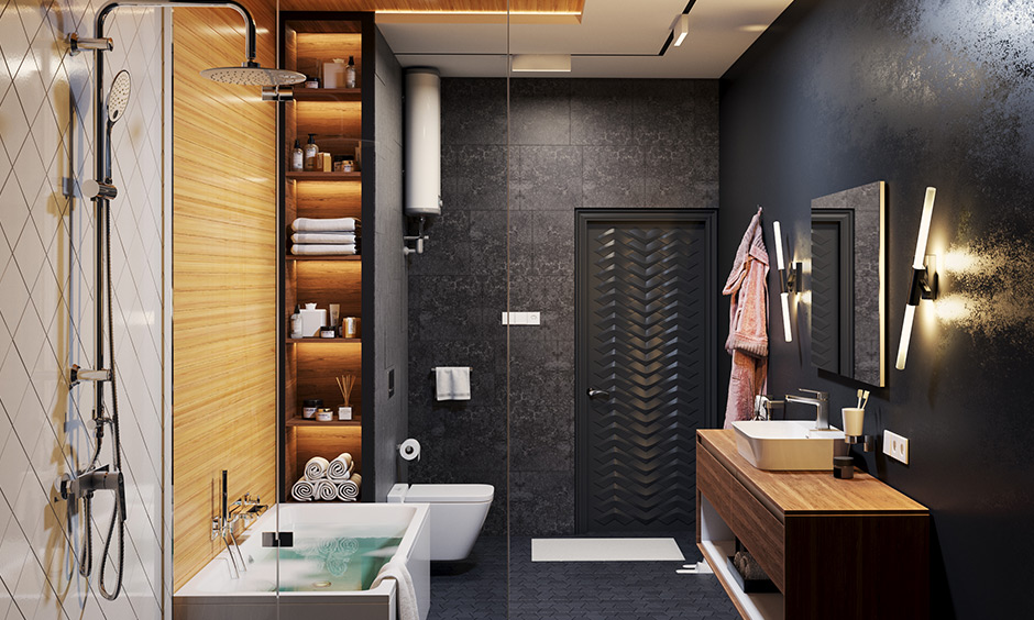 Latest bathroom door design ideas for your home