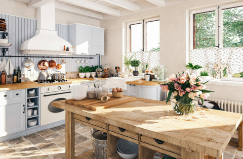 Kitchen decor and decorating ideas for your home