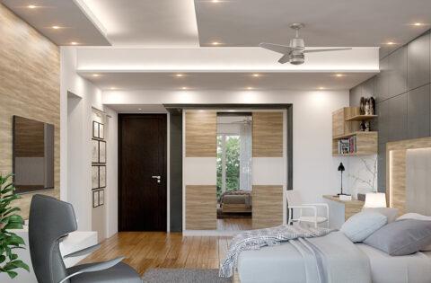 Modern false ceiling designs for your bedroom