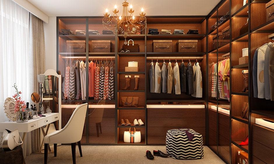 Closet design ideas for your home