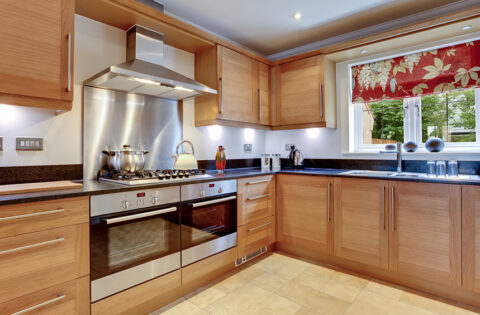 different types of kitchen cabinet doors for your home