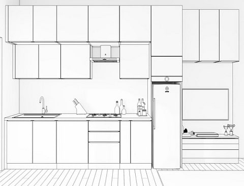 Modular Kitchen Design Guide - Things you need in a kitchen or to know before designing a modular kitchen.