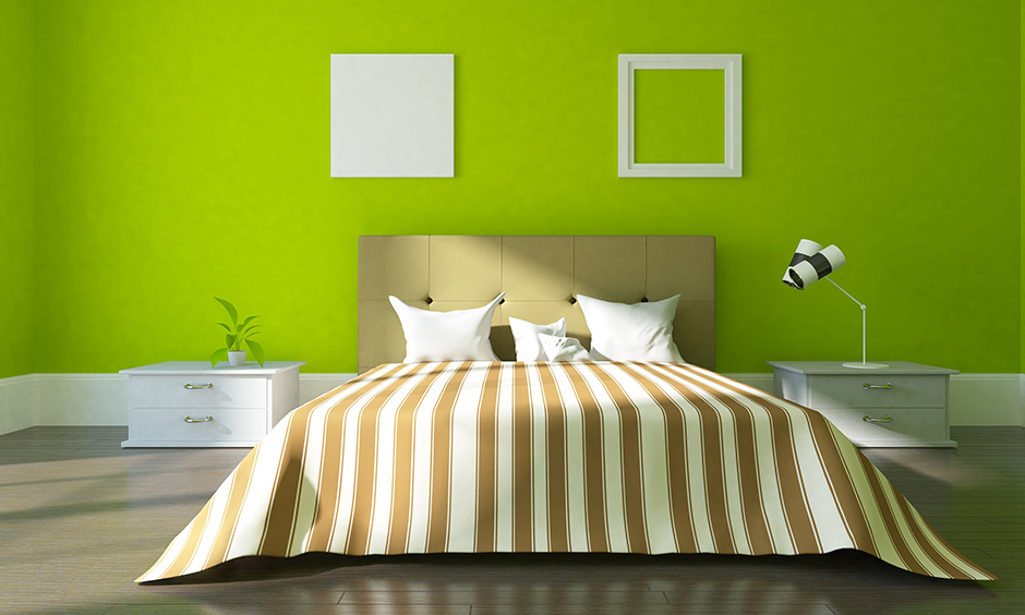 Vastu tips for bedroom color green radiate effectively soothe flaring tempers and stabilise moods.