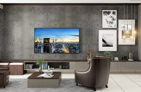 Grey living room design ideas