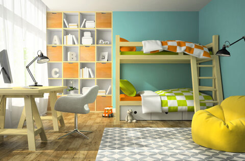 Innovative bunk bed design ideas for your home