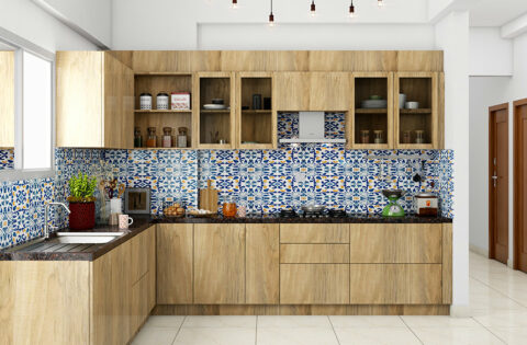 Kitchen wardrobe designs for your home