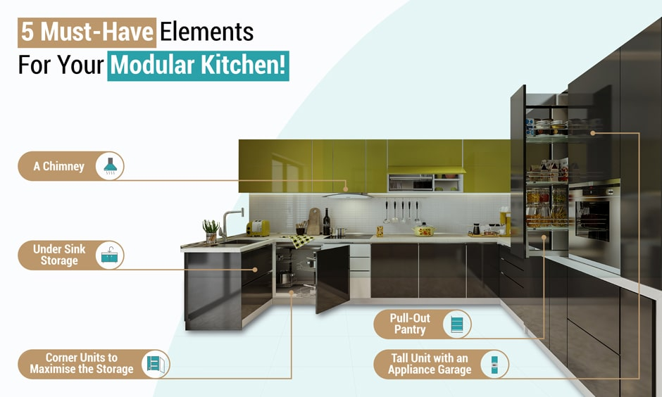 Things to know before you start a kitchen design project