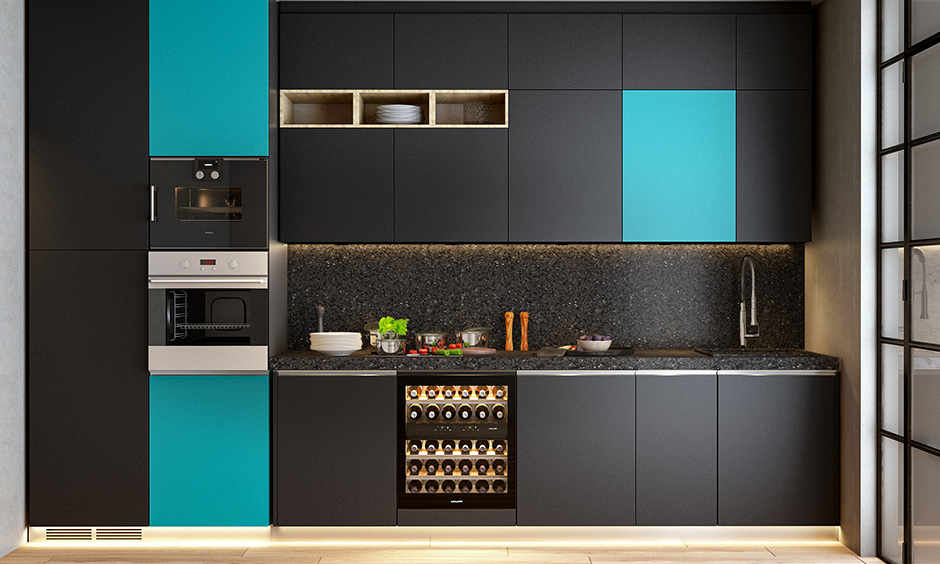 Types of backsplash for granite which is highly resistant to heat and stains for indian homes