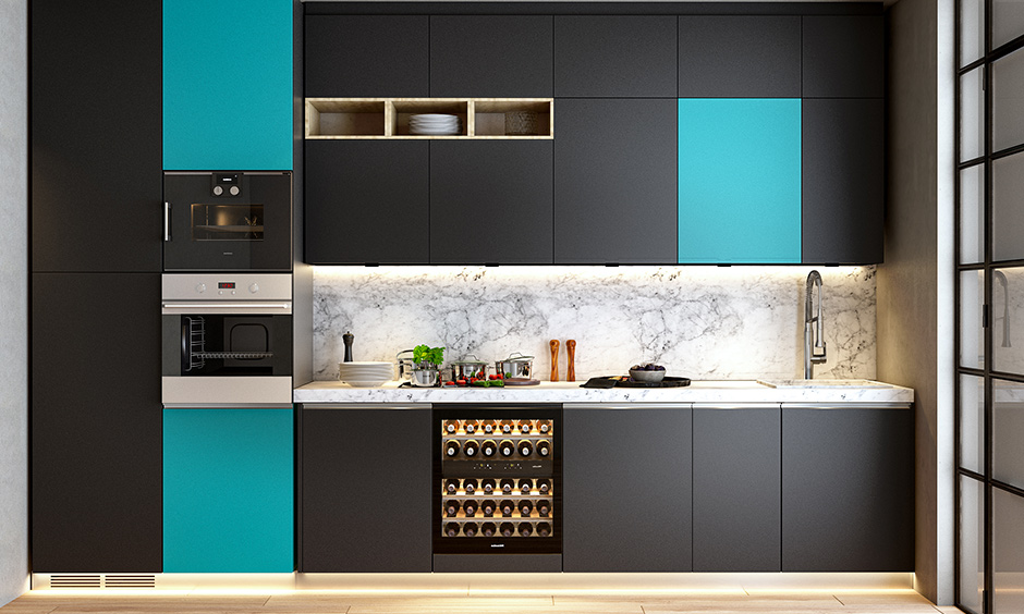 Types of backsplash tile with marble which is stunning addition to any kitchen interior design