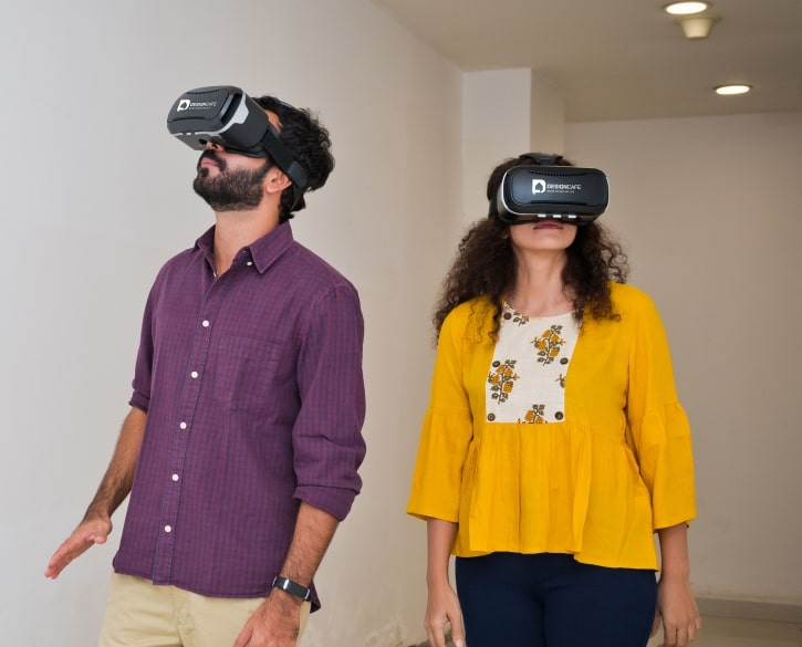 Watch your new home come alive in 3D or VR