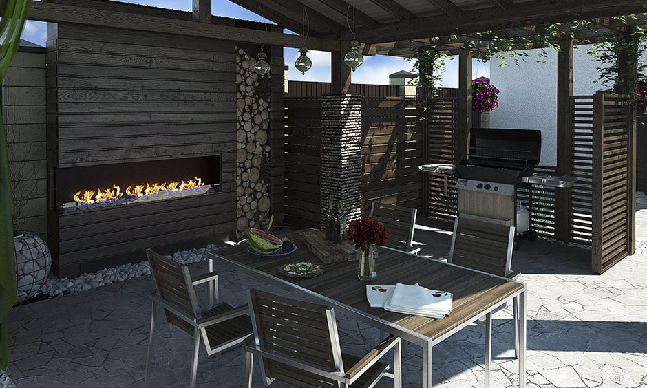 Outdoor kitchen designs faqs