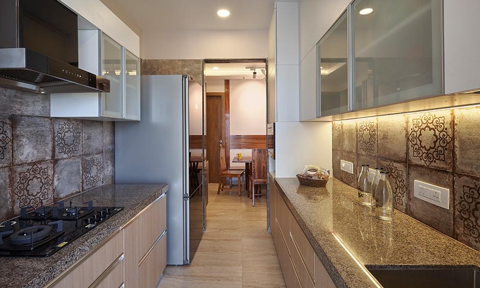 Living room designed by low budget interior designers in mumbai