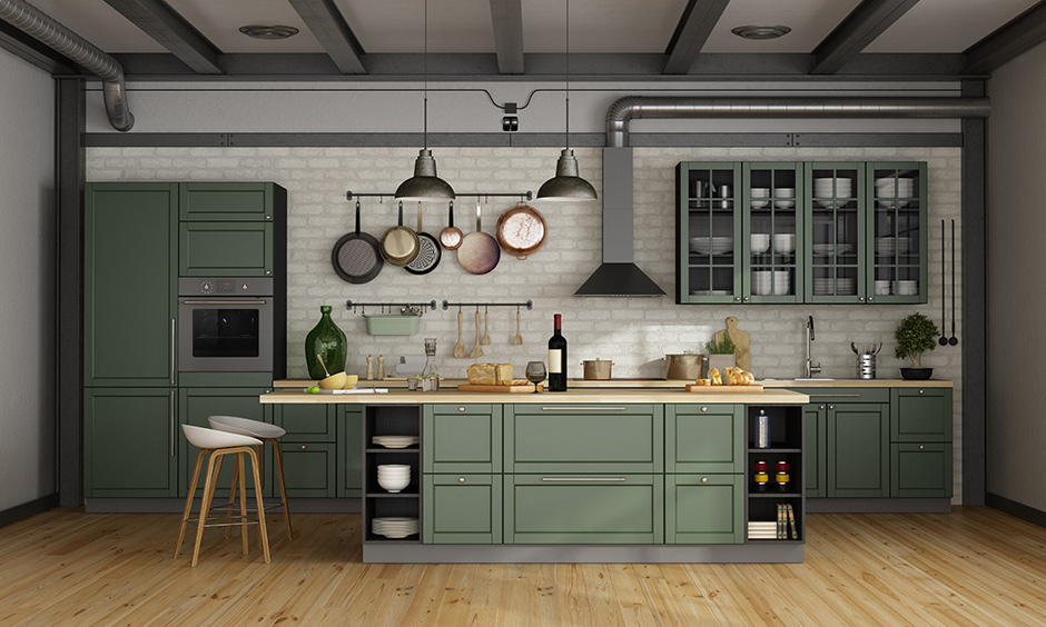 One Wall Kitchen Design Ideas For Your Home Design Cafe