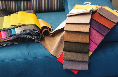 Choosing the best upholstery for your home